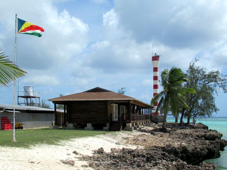The Seychelles Islands Foundation operates a scientific research station at Picard Island on Aldabra Atoll, Seychelles.