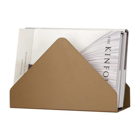 Kuvert Shelf - Cinnamon Brown