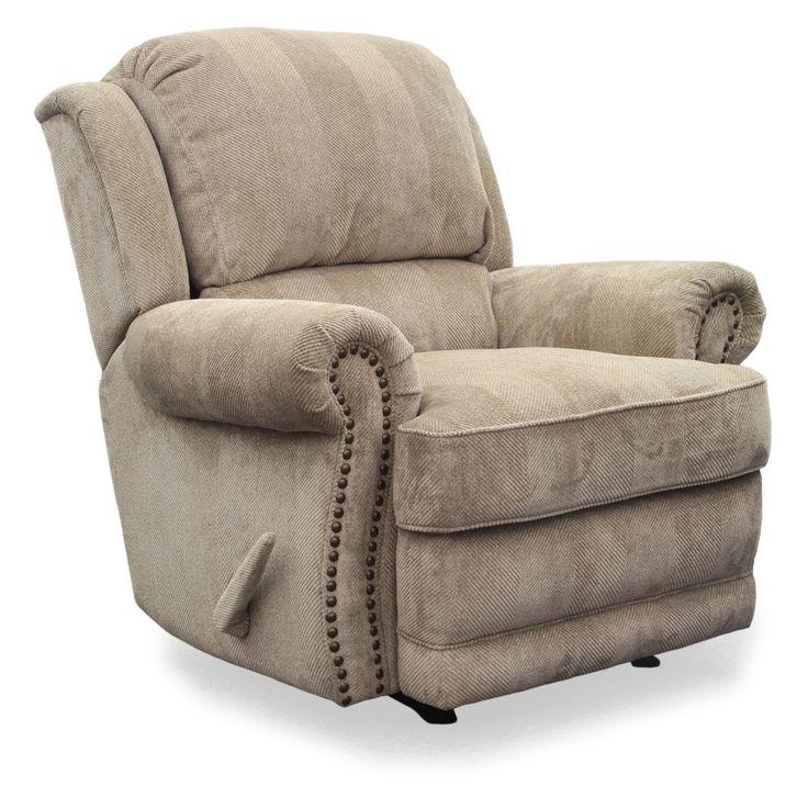 Barcalounger Regency Fabric Recliner - 65733107083
