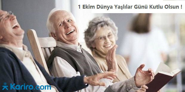 1 Ekim Dünya Yaşlılar Günü Kutlu Olsun ! #yaşlılık #yaşlı