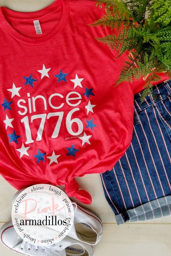 835a82c3 This super comfy tee is a great way to show off your American Pride #america