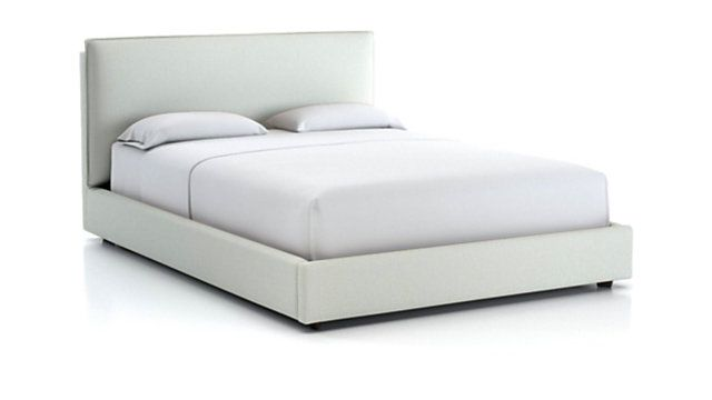 Lotus Frost Queen Bed Reviews Crate And Barrel Bed Leather Platform Bed Queen Beds