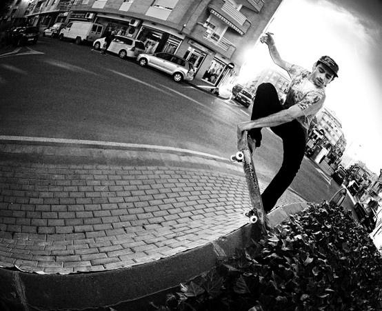 ALFREDO URBÓN fs crail tailblock #xkaters #skateboard
