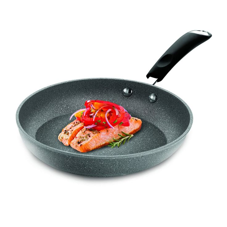 Bialetti Granito Nonstick Saute Pan, 12-Inch, Gray >>> Quickly view this special  product, click the image : Saute Pans