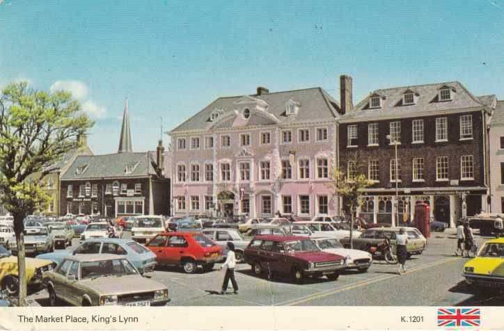 The Market Place King's Lynn - Norfolk - 1983 | eBay