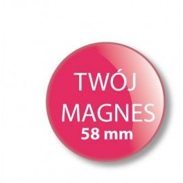 Magnesy na lodówkę Twój Wzór