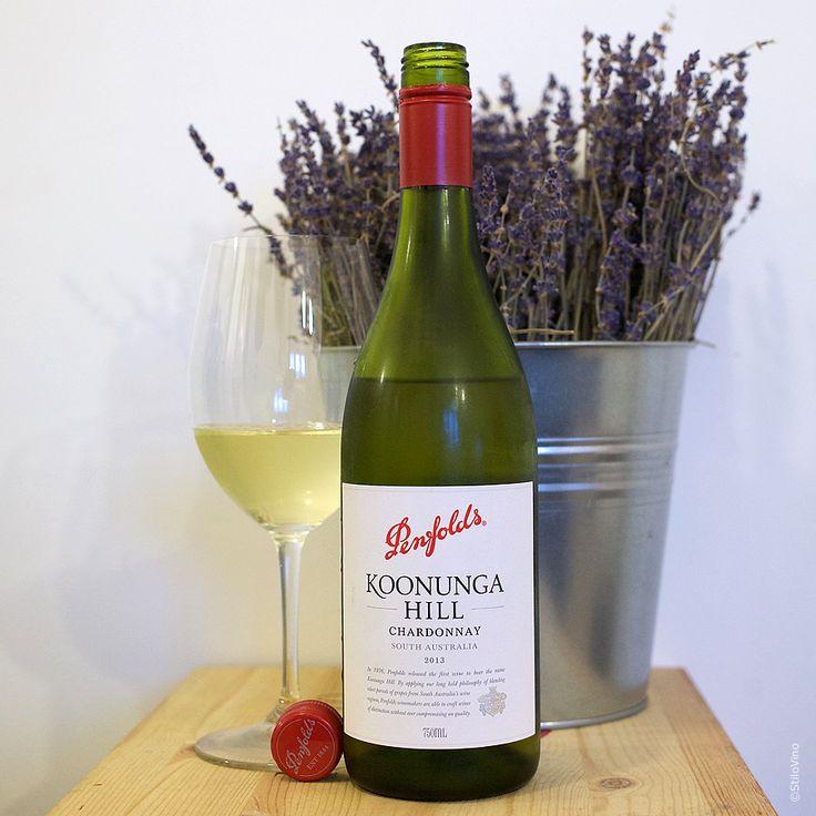 Koonunga Hill Chardonnay Penfolds #stilovino