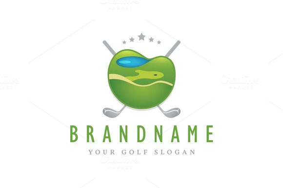 For sale. Only $29 - sport, golf, landscape, lake, golf club, grass, hill, game, golf course, scenery, star, green, blue, gray, memorable, rustic, emblem, cross, event, accessory, fashion, clothing, badge, logo, design, template,