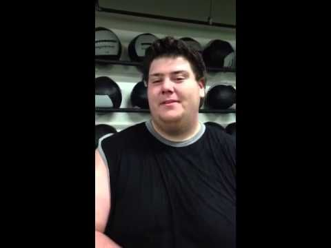 Big Kevs thoughts on his re-appearance for Season Two Biggest Loser