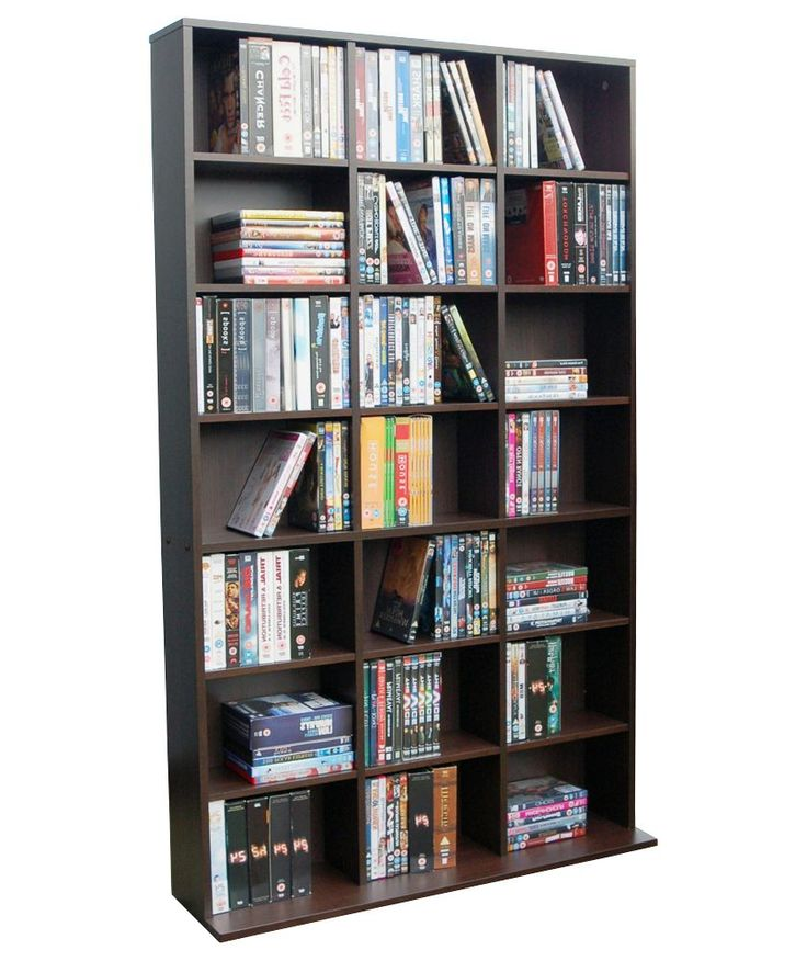 top 25 ideas about dvd storage units on pinterest diy dvd shelves diy table and bookshelf diy. Black Bedroom Furniture Sets. Home Design Ideas