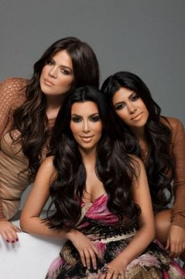 The Kardashian Sisters.