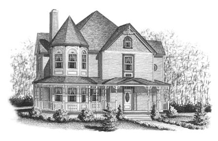13 best modular homes images on pinterest modular homes for Victorian style modular homes