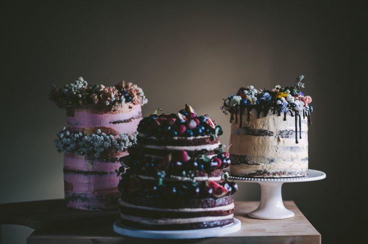 Cherry Cakes on WeddingVault.com  #weddingcake #melbournebaker #cakeenvy