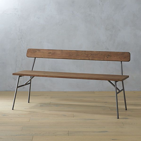 tufted dining bench with back principle bench cb good for the mud room