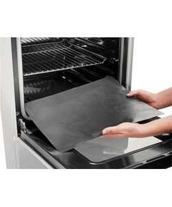 Great Value Pack of 3 Reusable Oven Liners For Lining the Oven Floor & Baking Trays (L: 40cm, W: 33cm) Kitchen Ware / Kitchen Accessories http://www.amazon.co.uk/dp/B00COUG9KE/ref=cm_sw_r_pi_dp_1v8lwb0AHETNG