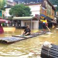 Tourist town submerged as disastrous floods hit China #philippines #news http://ift.tt/1CijO2m