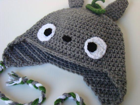 Totoro Azul Amigurumi : Mejores imágenes de totoro en cosas para hacer