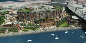 The developers of the Flats East Bank waterfront project in Cleveland announced they have secured commitments from a country-music venue and four restaurants. Toby Keith's I love This Bar & Grill, Ken Stewart's, Lago, Flip Side and Dos Tequilas will open new locations in downtown Cleveland, where the Cuyahoga River meets Lake Erie. With construction well underway on the first phase of the $ 500 million development, developers now turn their attention to Phase II.