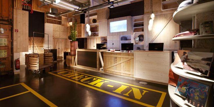 Die besten 25 container hotel ideen auf pinterest for Coole hotels in hamburg
