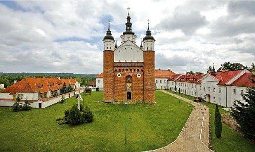 Supraśl Monastery.  Find out more about PO Kingdom of Poland Tour itinerary: http://polishorigins.com/document/kingdom_tour