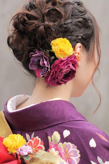 kimono hair, makes me think of you
