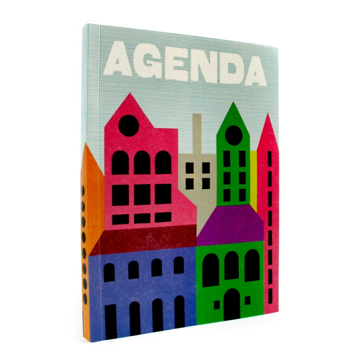 Agenda, year round cityscape