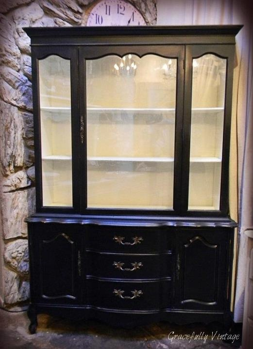 Best 25 black hutch ideas on pinterest dining hutch for Chinese furniture restoration