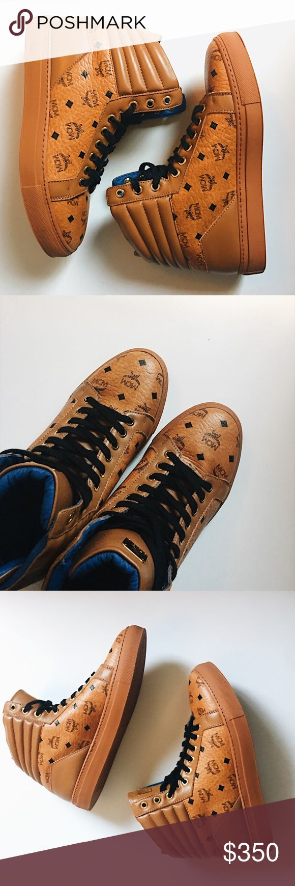 NEW MCM shoes ❤️❤️ NEW.Super cool! MCM Shoes Sneakers