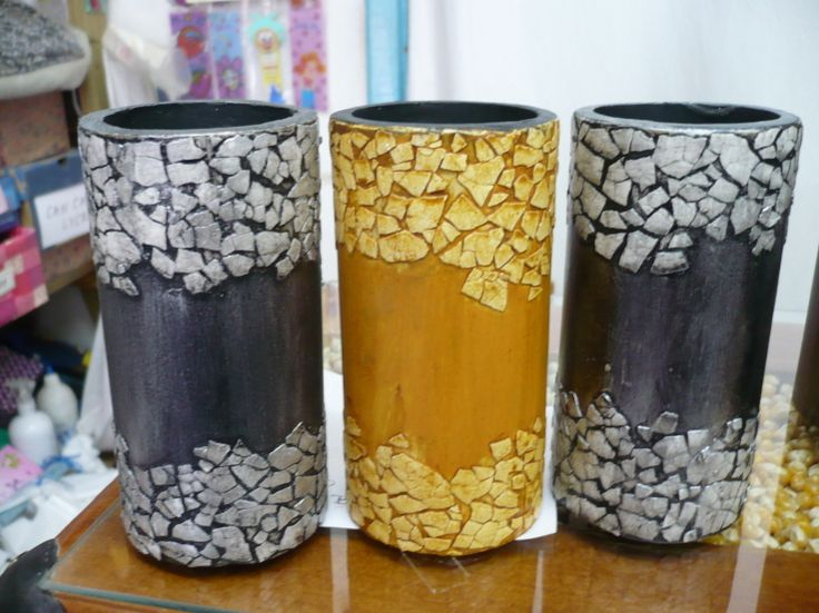 16 best images about tubos de carton on pinterest for Lapiceros reciclados manualidades