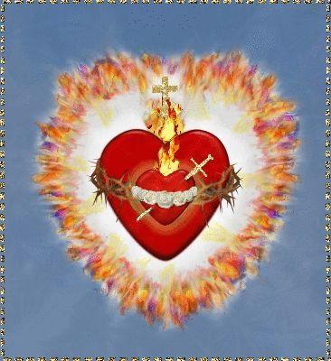 Обещания почитания Полного Образа Объединенных Сердец.  1.Души, которые поместят этот Образ в своем доме и будут почитать Его, получат, от руки Вечного Отца, благодать приблизиться к Его Божественной Воле, даже несмотря на то, что мир все больше и больше отдаляется от Его Вечной и Совершенной Воли.  2.Мой Возлюбленный Сын обещает что все воинство небесное будет опекать души, которые почитают этот Образ.  Дальше: https://www.facebook.com/HolyLoveRus