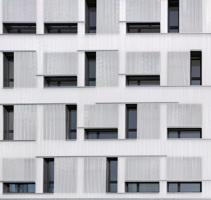 Transparenz und Transluzenz - Architektur-Gesellschaft, die ZEHNTE - DETAIL.de - das Architektur- und Bau-Portal
