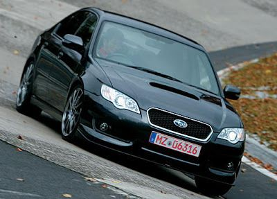 """Subaru will extend its """"STI"""" offerings in its home market with the"""