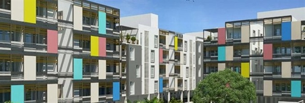 S Living Spaces, Vanagaram, Chennai - S & P Foundation Private Limited - 3 BHK, Multistorey Apartment - Nanu Bhai Property
