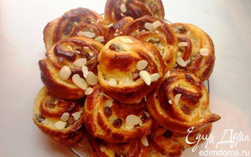 Французские булочки   Кулинарные рецепты от «Едим дома!»