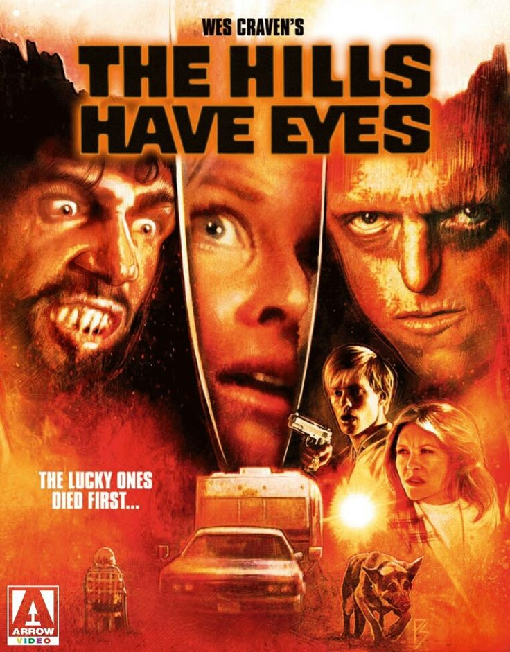 The Hills Have Eyes Wes Craven Horror Movie
