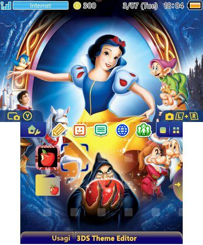 Disney's Snow White - 3DSThem.es  https://3dsthem.es/