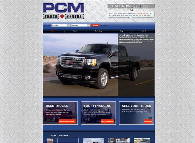 PCM Trucks by SunrizeGroup,  http://sunrize.bix