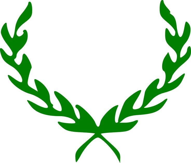 Laurel Wreath Honors Laurels transparent image