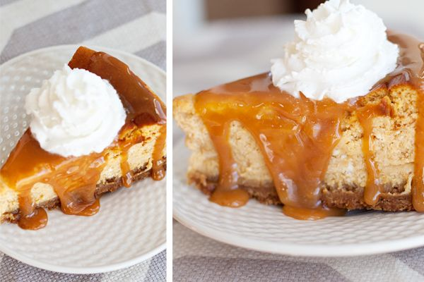 Perfectly Flawless Pumpkin Cheesecake