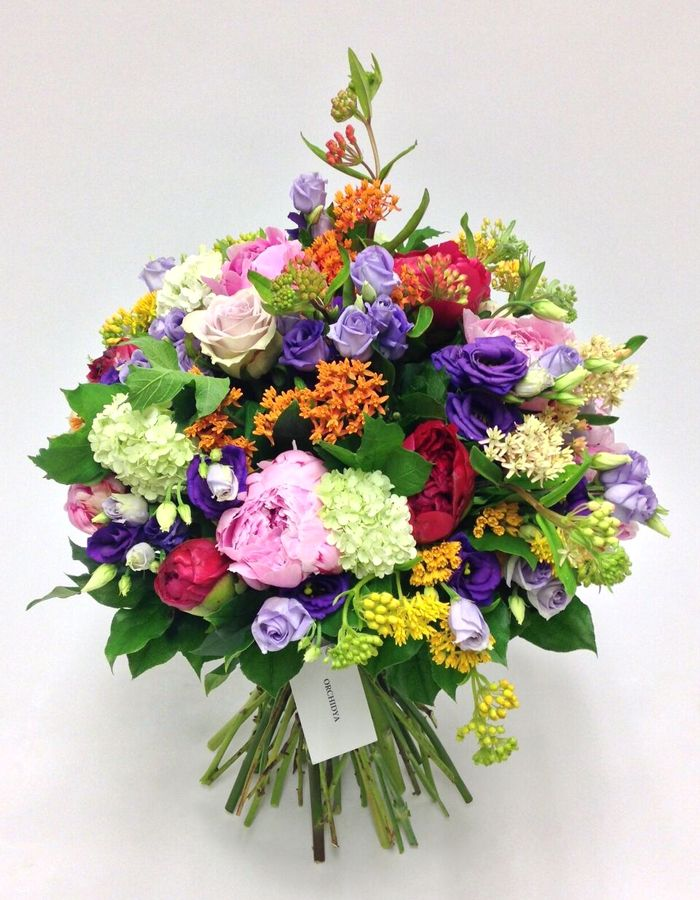 28 best ORCHIDYA // Fresh Flower Bouquet images on Pinterest ...