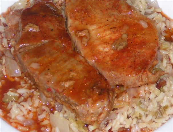 how to cook sirloin chops in oven