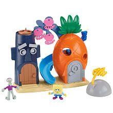 Fisher-Price SpongeBob SquarePants Pineapple Playset Toys R Us