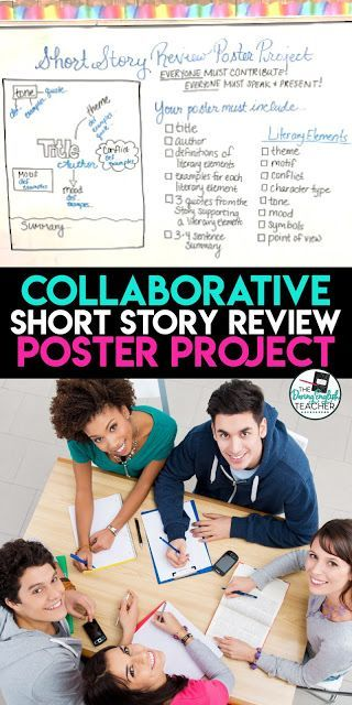 Collaborative Brief Story Overview Poster Undertaking