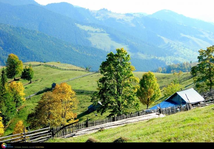 Peisaj montan-rural
