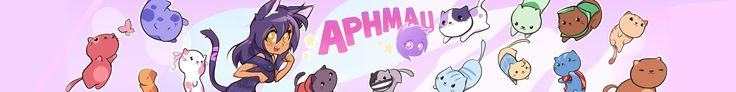 Aphmau || YouTuber || Player of Video Games || Doer of Things || Issac Clarke is my waifu, he just doesn't know it yet.