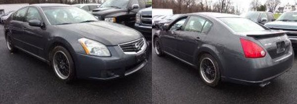 Cheapest Nissan Maxima 2007 for sale - $7999
