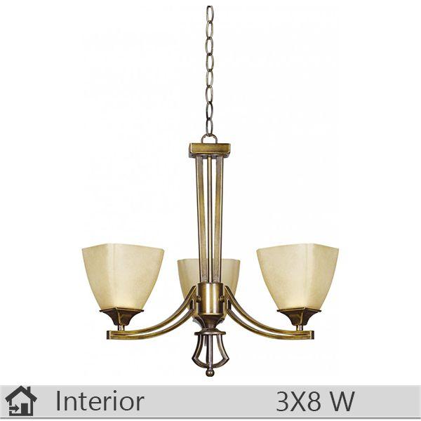 Lustra iluminat decorativ interior Klausen, gama Baldo, model nr3