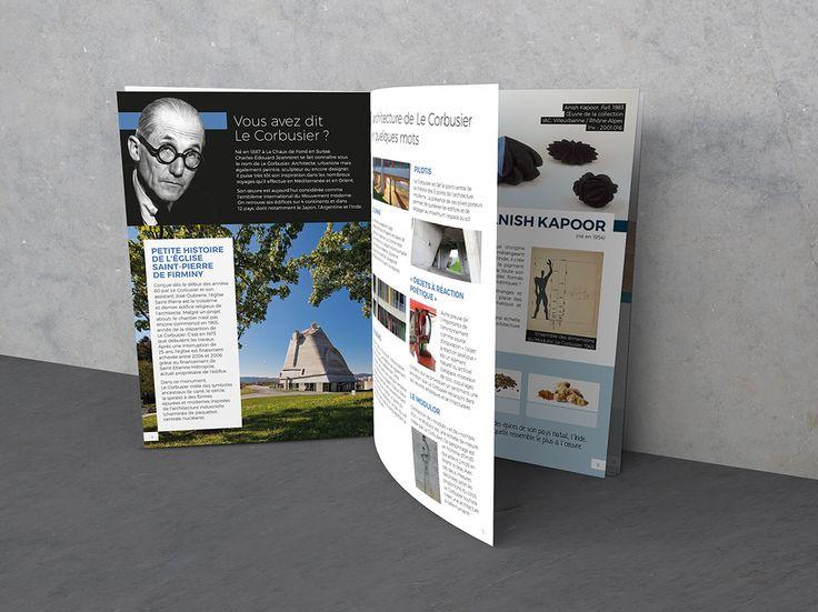 Livret exposition traverses Le Corbusier