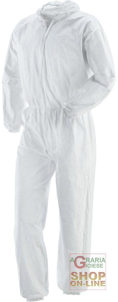 TUTA TYVEK MICROFORATA  TG  M L X XXL https://www.chiaradecaria.it/it/abbigliamento-in-tyvec/18655-tuta-tyvek-microforata-tg-m-l-x-xxl.html