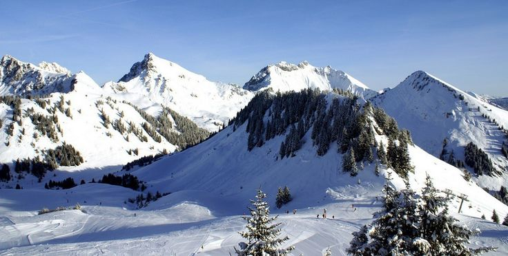 Most new snow January 20, 2015. Praz de Lys Sommand, France 14 inches.